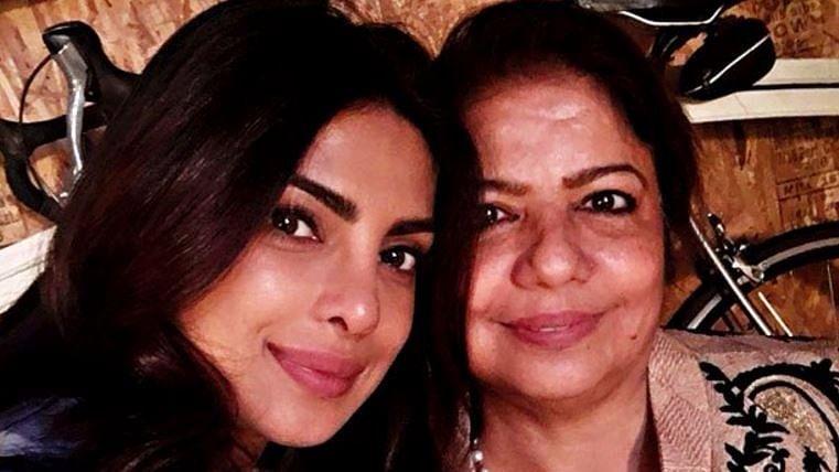 My Backbone, My Strength: Priyanka Wishes Mother on B'day
