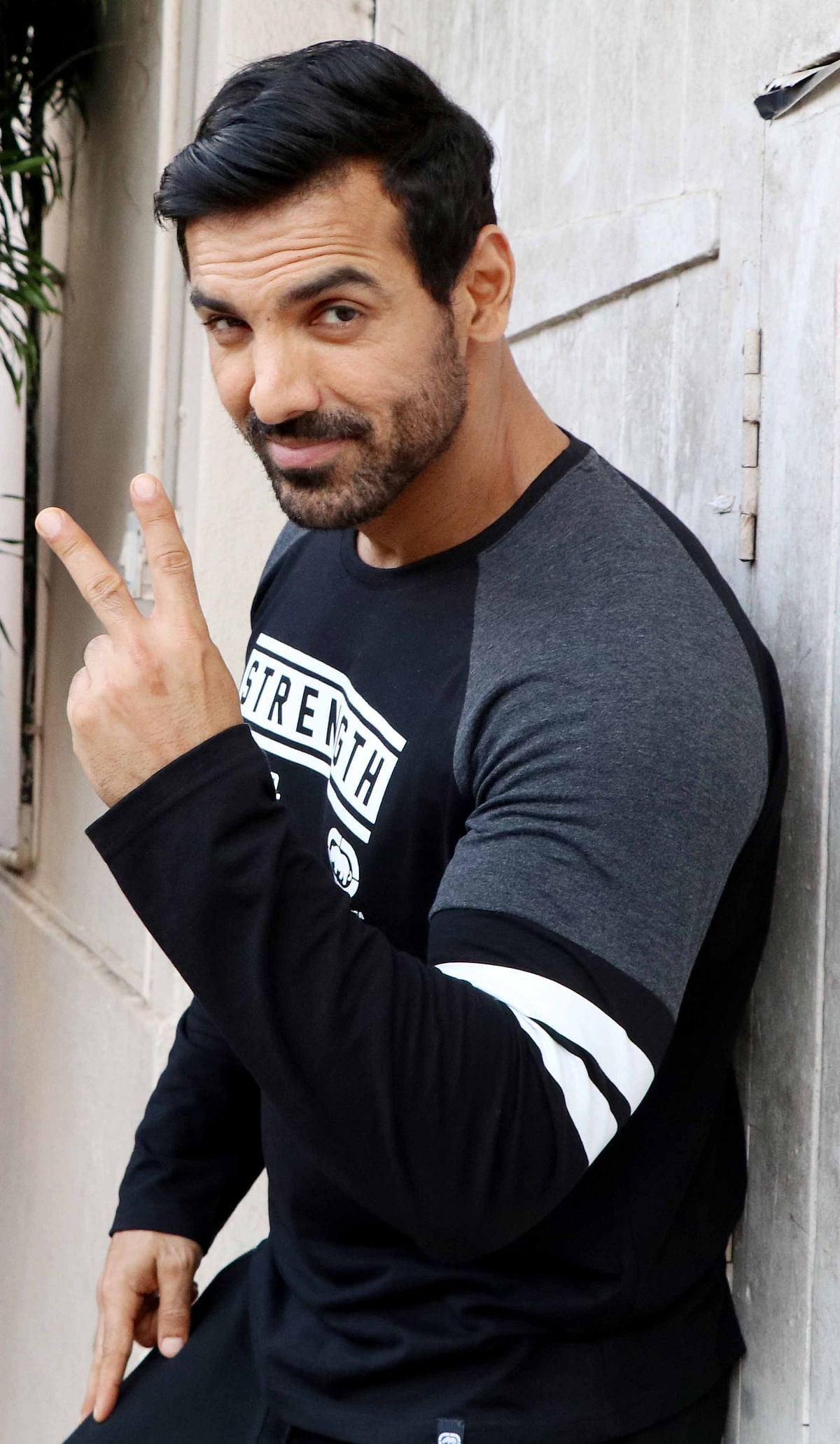John Abraham feels that stuntmen need to be respected and credited. (Photo: Yogen Shah)