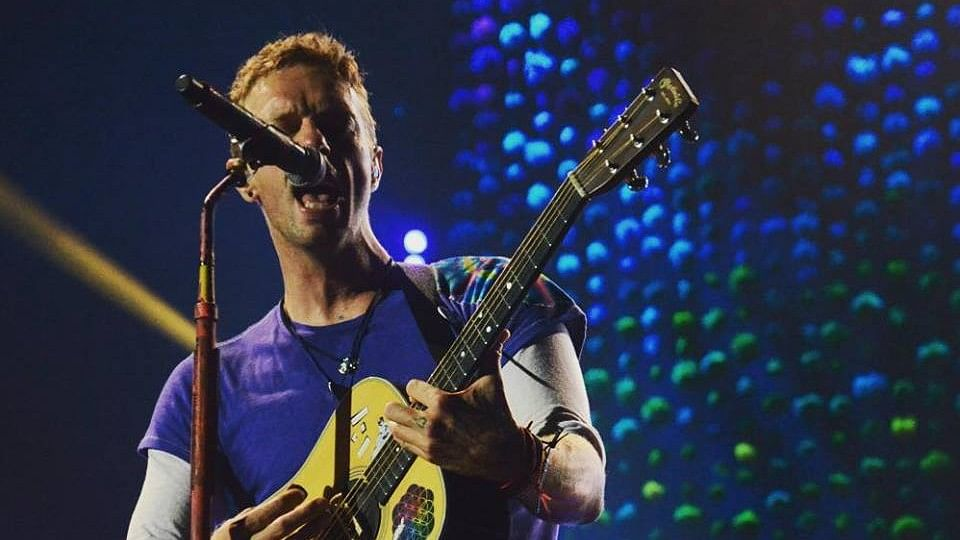 Did Chris Martin Insult The Indian Flag? NCP Leader Thinks So
