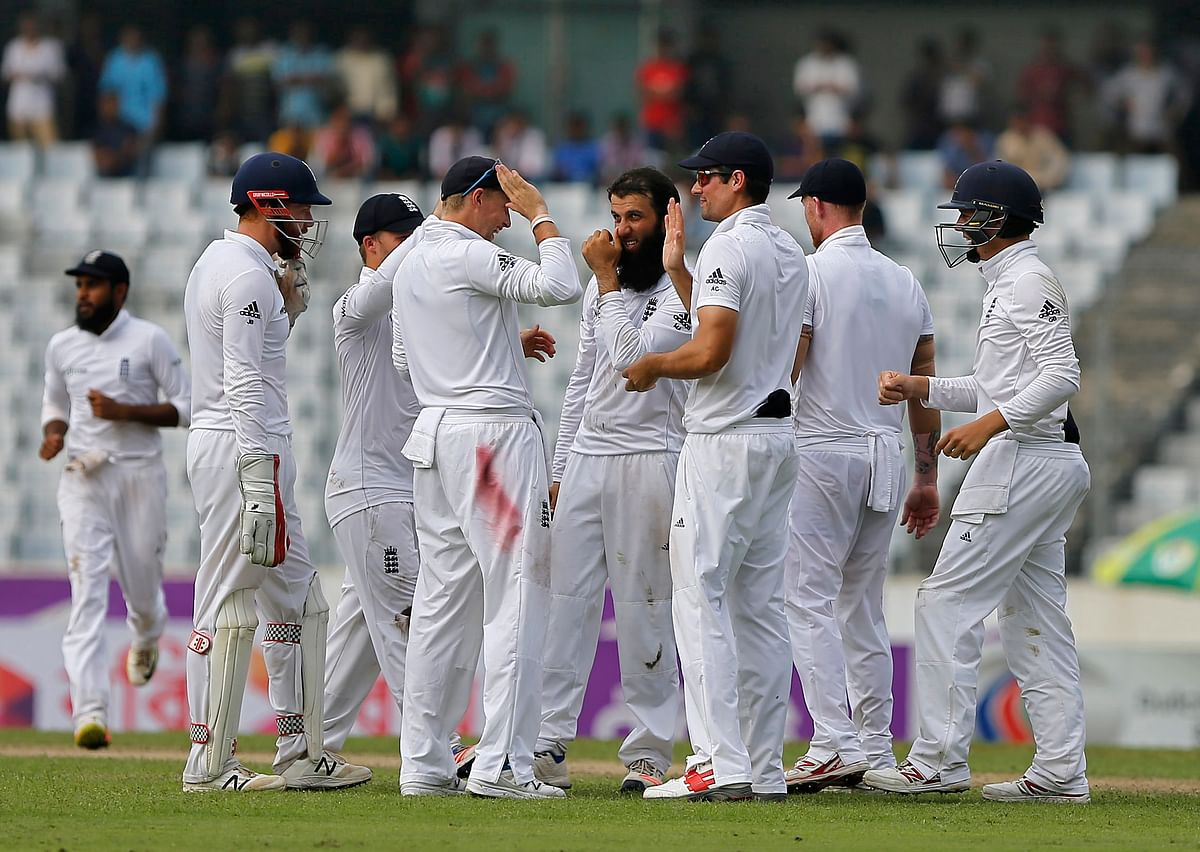 England has no chance against India, said Swann. (Photo: Reuters)