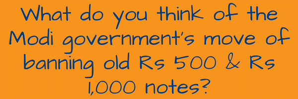 Question 5 of the survey. (Photo: The Quint)