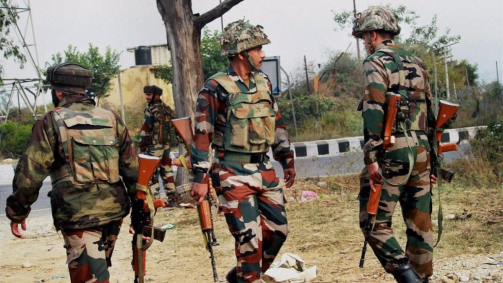 Nagrota Attack: Two Army Officers and Five Jawans Martyred