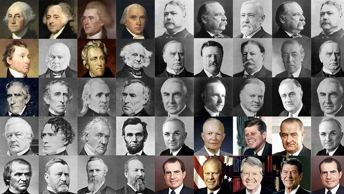 Remembering All the 44 US Presidents So Far Before the Big Day