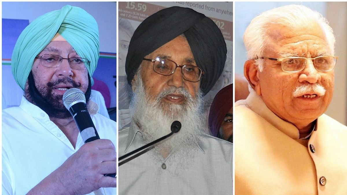 SYL Row: Legal Team Constituted to Advice Punjab on SC Ruling