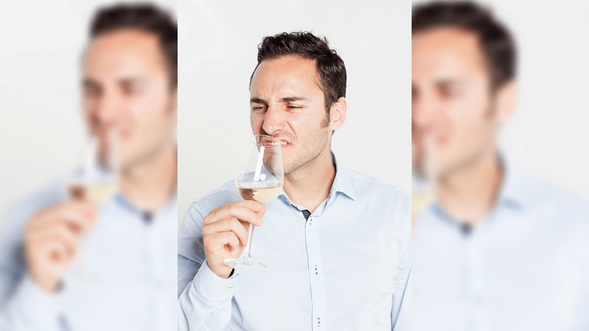 Acidity in a wine makes your mouth feel wet – as if you've just bitten into an apple. (Photo: iStock; Image altered by <b>The Quint</b>)