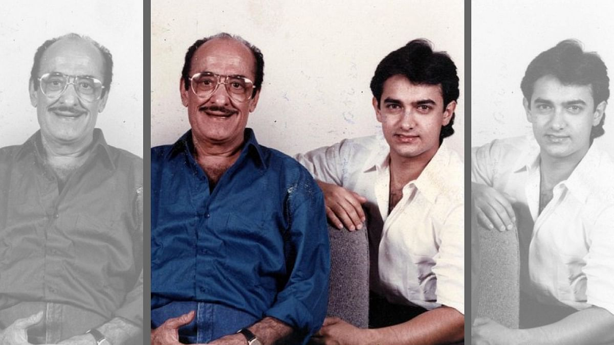 Nasir Husain backed Aamir Khan's popular debut feature film <i>Qayamat Se Qayamat Tak.</i>