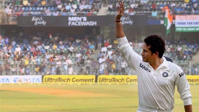 Sachin Tendulkar retired from cricket in 2013.