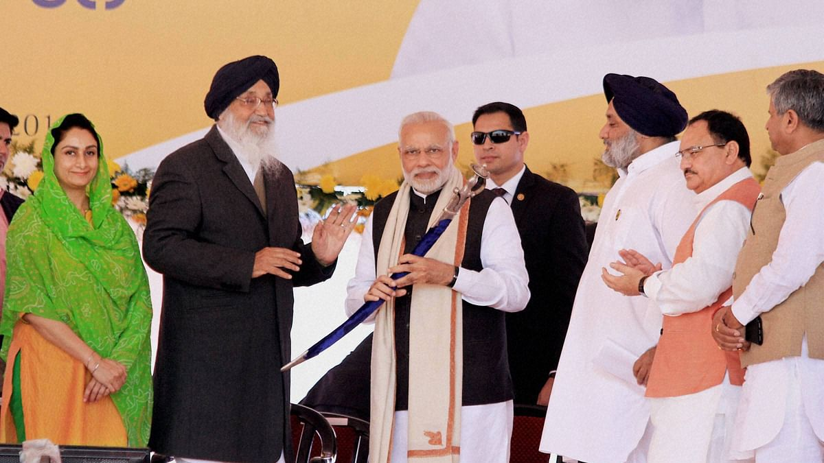 Why BJP Could Dump Akali Dal or Negotiate a Better Deal for Itself