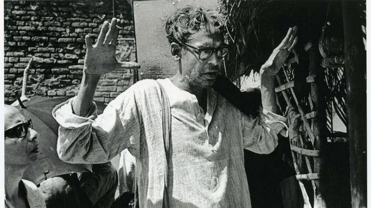 I'm Making Films For My People; Art Means War: Ritwik Ghatak