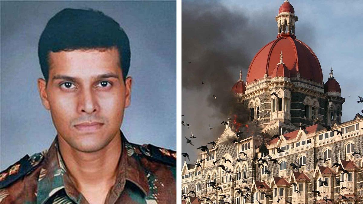 Major Sandeep Unnikrishnan was killed in action during the November 2008 Mumbai attacks.