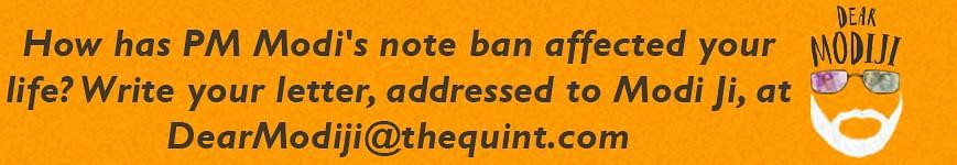 Dear Modi Ji, Note Ban Scheme is a Clever Ploy to Bail Out Banks