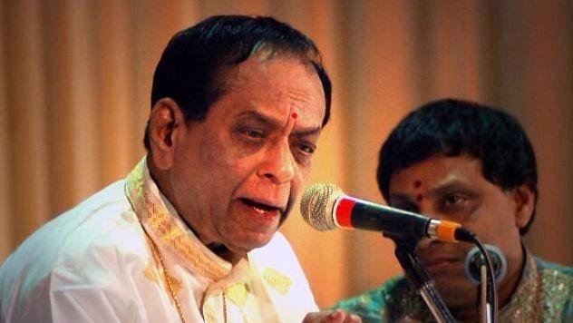Veteran Carnatic Musician M Balamuralikrishna Passes Away