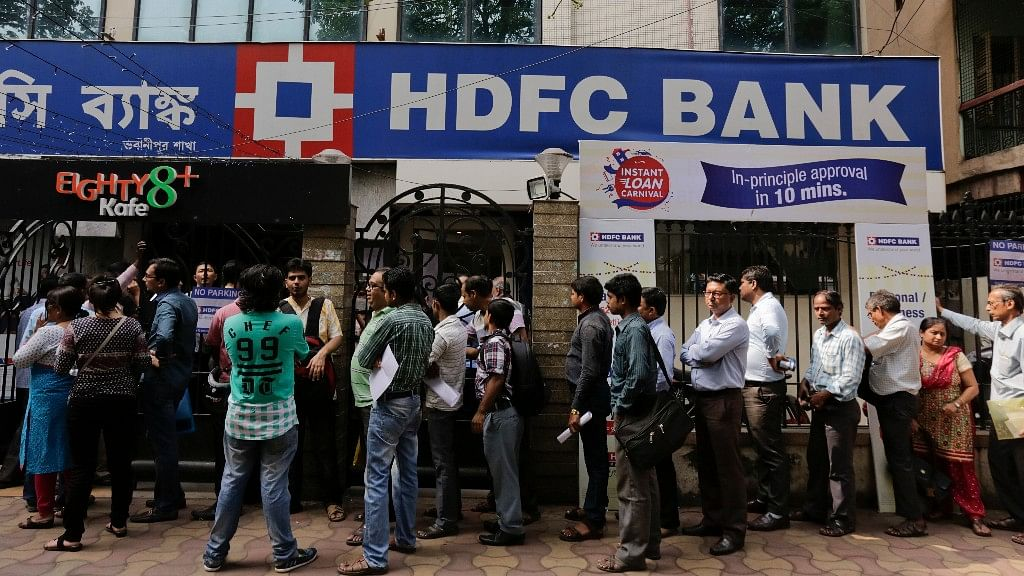 Cabinet Clears HDFC Bank's Proposal to Raise Rs 24,000 Cr via FDI