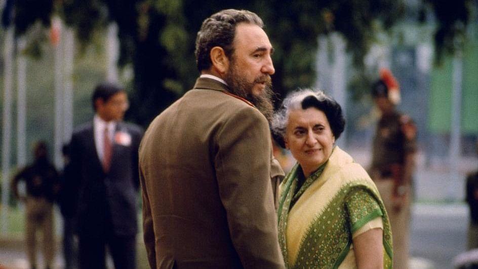 In Pics: Remembering  Fidel Castro, Iconic Revolutionary