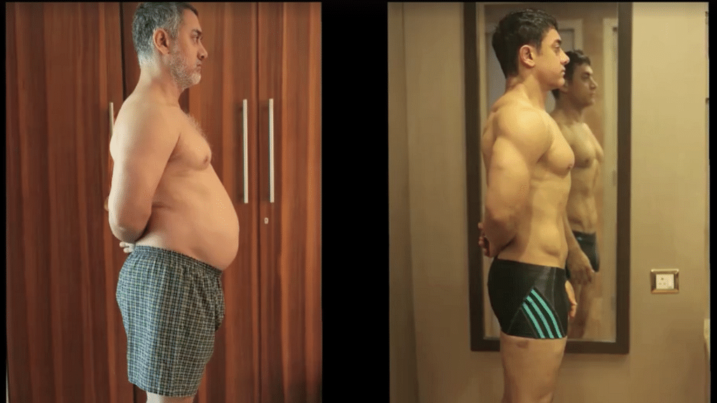 Aamir Khan spills the beans on his extreme 'Dangal' transformation. (Photo courtesy: Facebook)