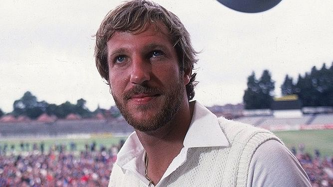 Ian Botham was the finest English cricketer.