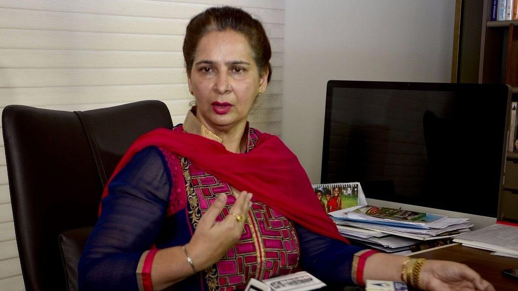 Amarinder Behind Denial of LS Ticket to Me: Navjot Kaur Sidhu