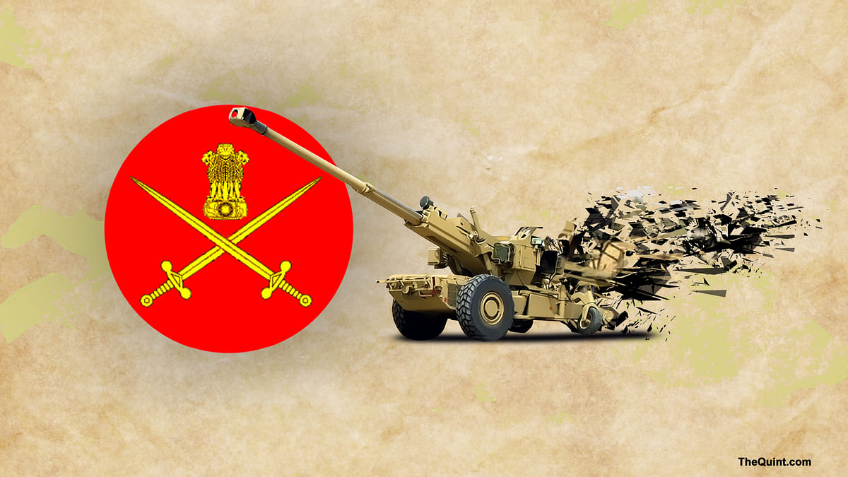 With the M777 howitzer deal stuck, one wonders how the Indian Army will cope with the arms shortage. (Photo: Hardeep Singh/ <b>The Quint</b>)