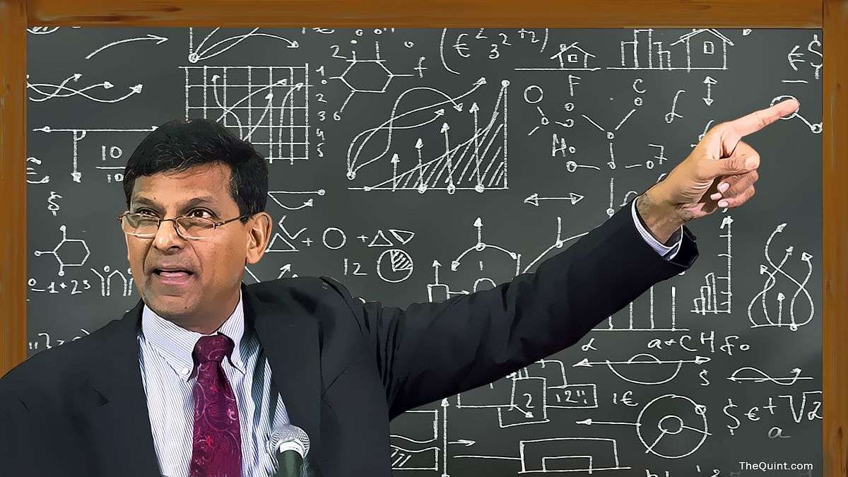 Govt and RBI Have to Respect Each Other's Turf, says Raghuram Rajan.