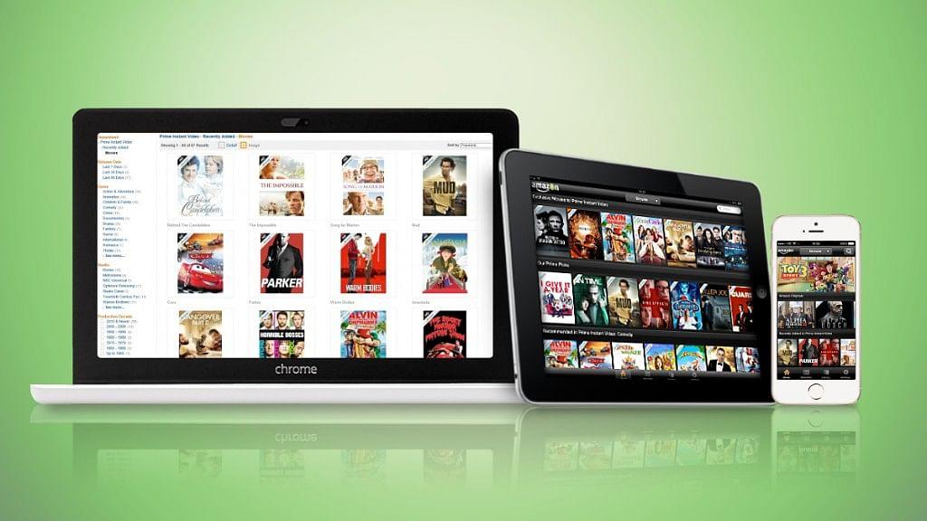 Can Amazon's video content rival Netflix's in India? (Photo Courtesy: Amazon Prime)