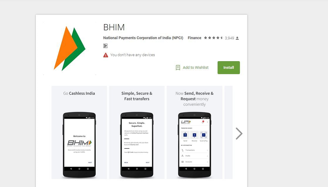 Hours After Launch of BHIM App, We Check It Out