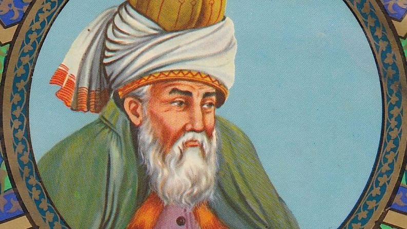 """Persian poet Jalaluddin Rumi was a 13th century poet and Sufi mystic. On his 743rd death anniversary, rediscover Rumi's inspirational last poem.  (Photo: Twitter @<a href=""""http://jalaluddin%20al-rumi/"""">Rumi_Quotes</a>)"""