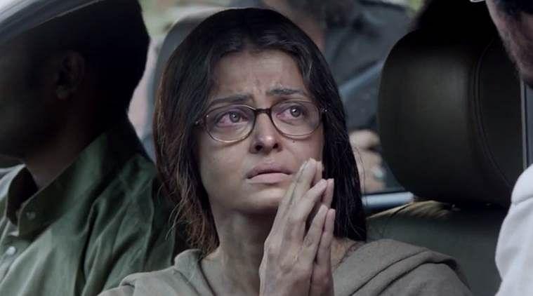 Aishwarya Rai Bachchan in <i>Sarbjit.&nbsp;</i>