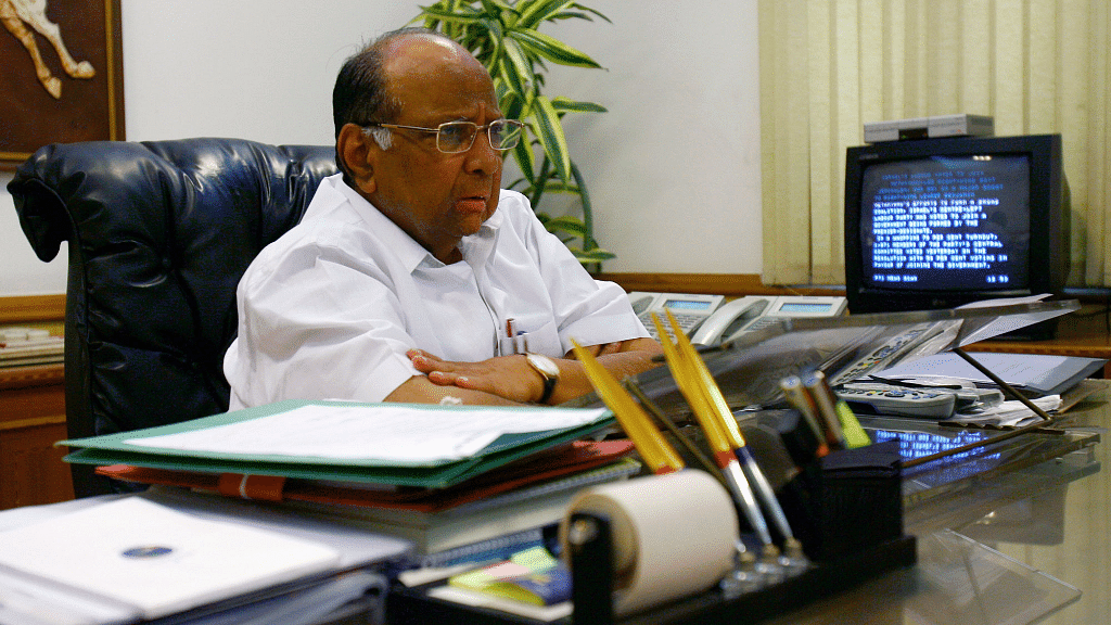 "Sharad Pawar alleged that the Lodha Committee report has ""definitely destroyed"" cricket."