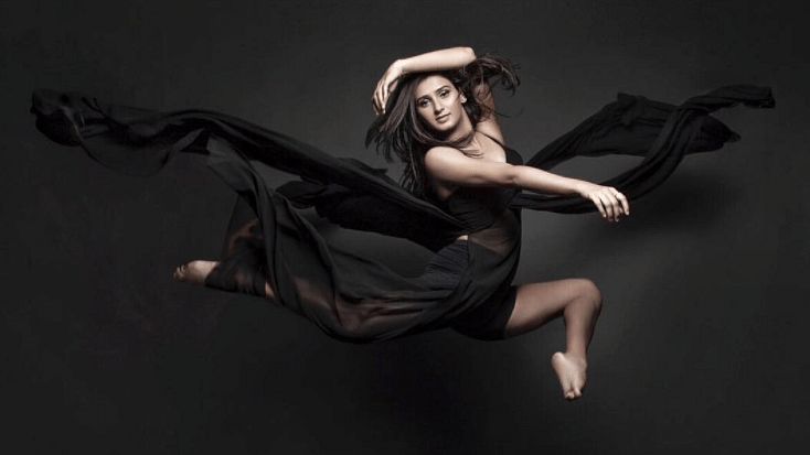 Shakti Mohan slams body-shamers. (Photo Courtesy: Instagram/Shakti Mohan)