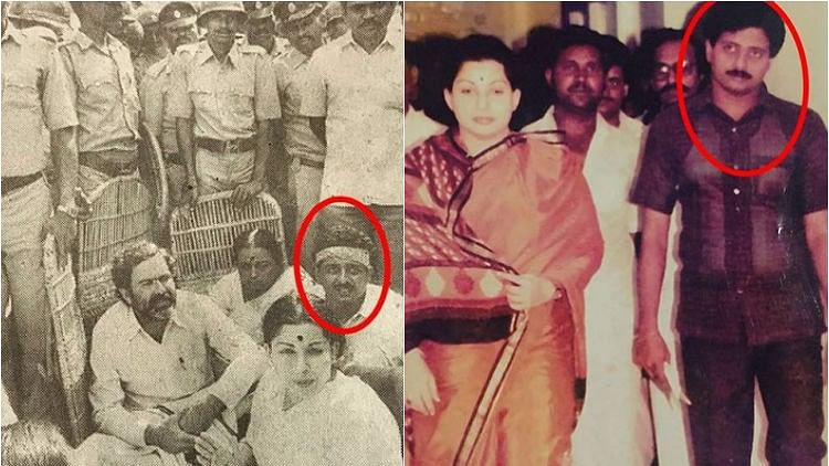 Sasikala's nephew J Dhivakaran, in a series of Facebook posts, claimed that the family helped Jayalalithaa in times of distress. (Photo Courtesy: The News Minute)