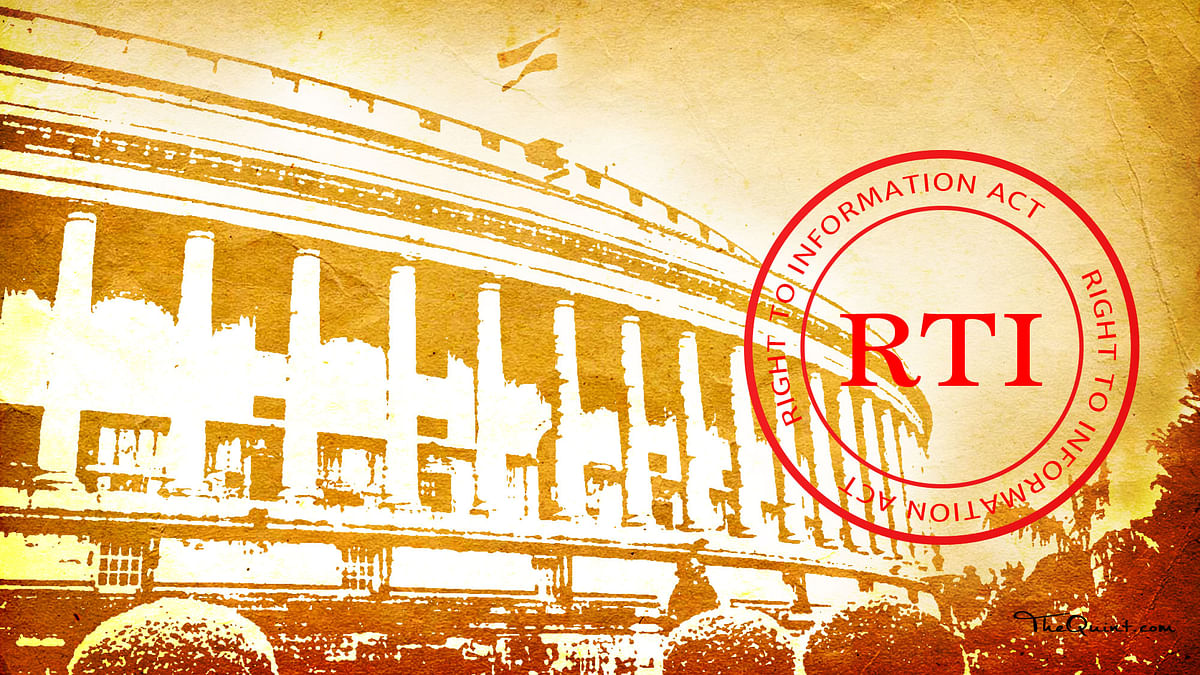 RTI Reveals Centre Didn't Consult CIC Before Amending RTI Act