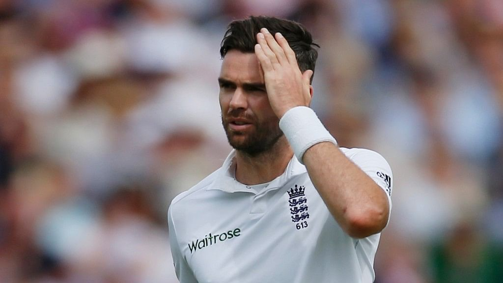 James Anderson is England's all time highest wicket-taker in Test cricket.