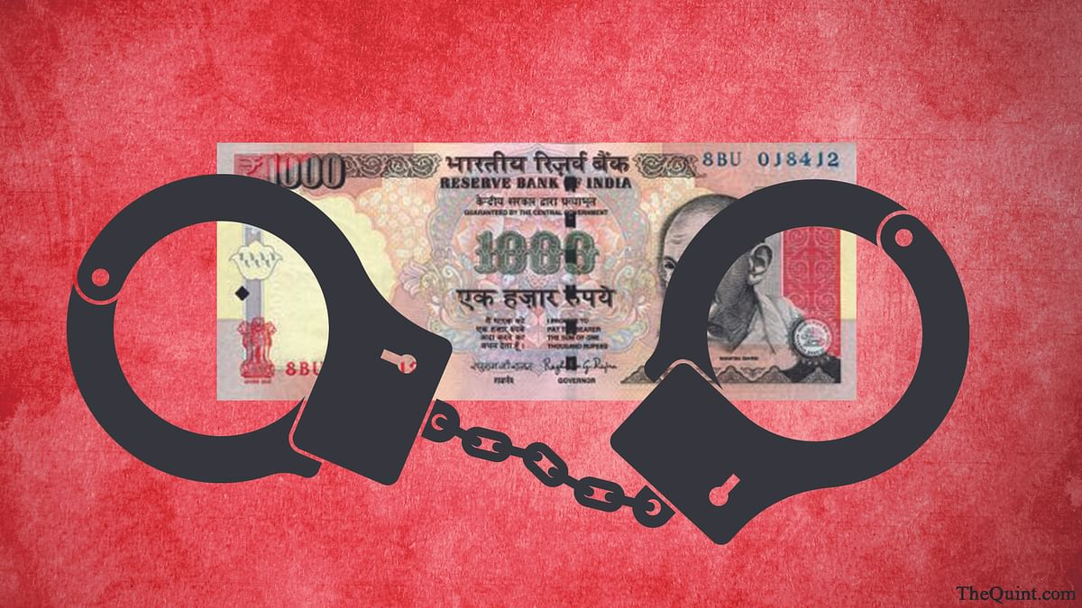 The ordinance on old notes has ample scope of abuse on the lines of Section 66A of IT Act. (Photo: Rhythum Seth/ <b>The Quint</b>)