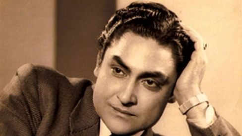 Ashok Kumar.