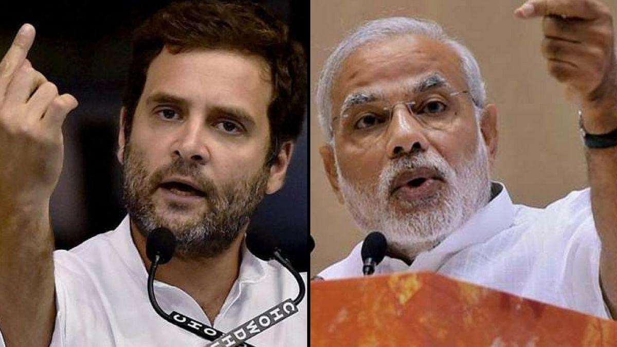 Rahul Gandhi Slams PM Modi Over COVID Vaccines, BJP Hits Back