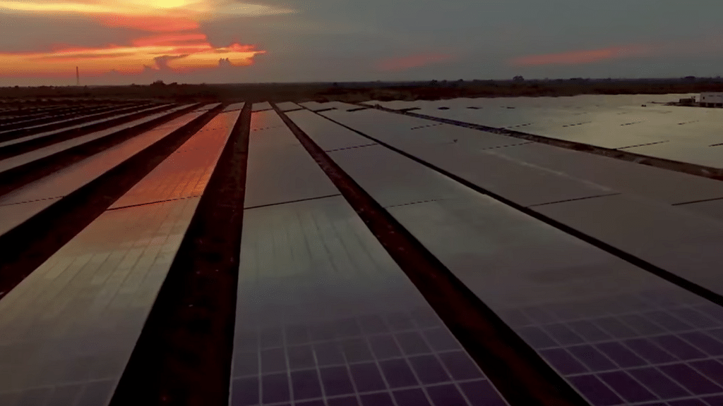 Top of the Game: India Plugs in World's Largest Solar Power Plant