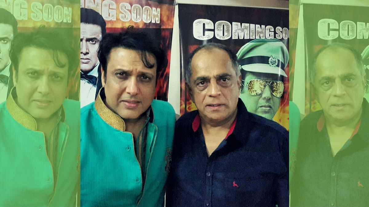 Pahlaj Nihalani Reveals How He Made Birthday Boy Govinda a Star