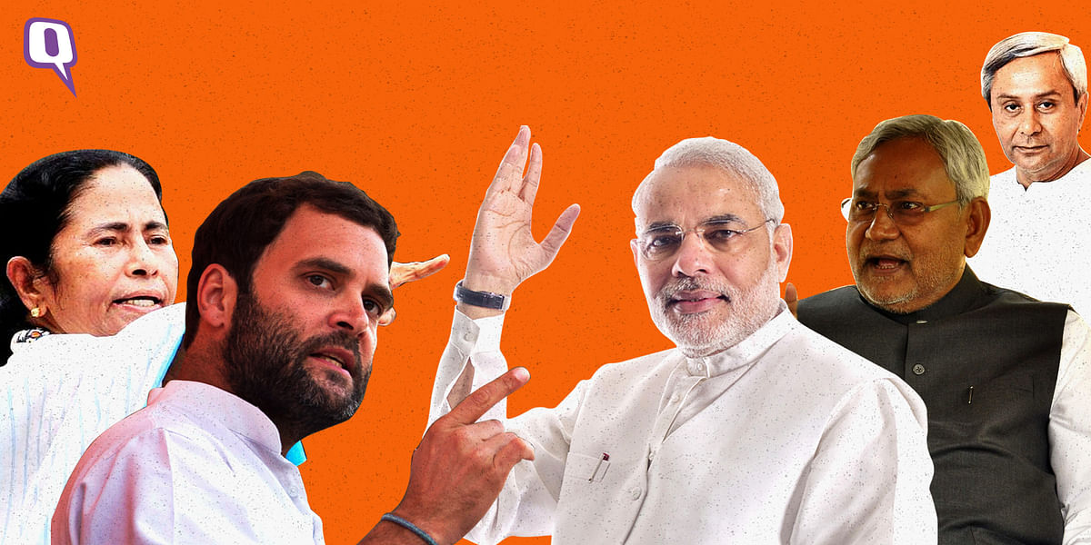 The opposition is divided on the note ban, with Nitish Kumar and Naveen Patnaik backing the PM. (Photo Courtesy: Harsh Sahani/<b>The Quint</b>)