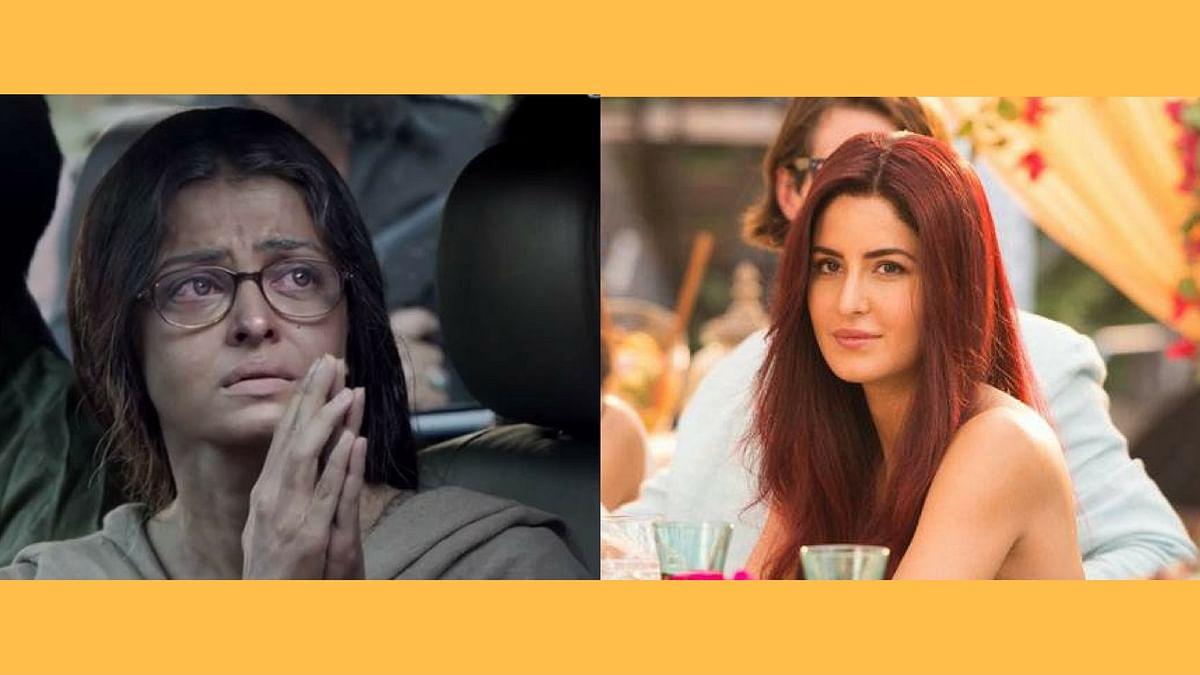 Aishwarya Rai in <i>Sarbjit </i>and Katrinka Kaif in <i>Fitoor.</i>