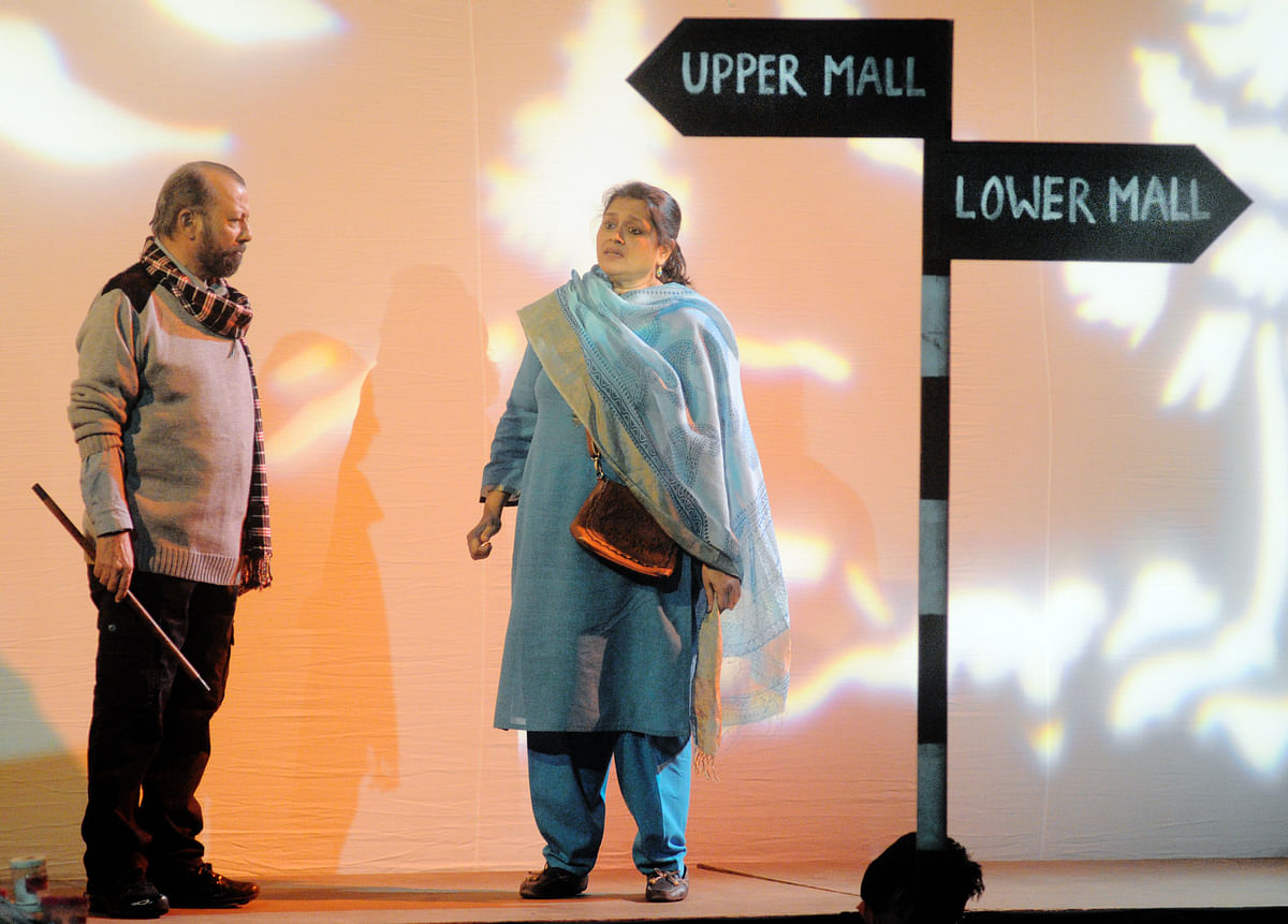 A still from the play. (Photo courtesy: NCPA)