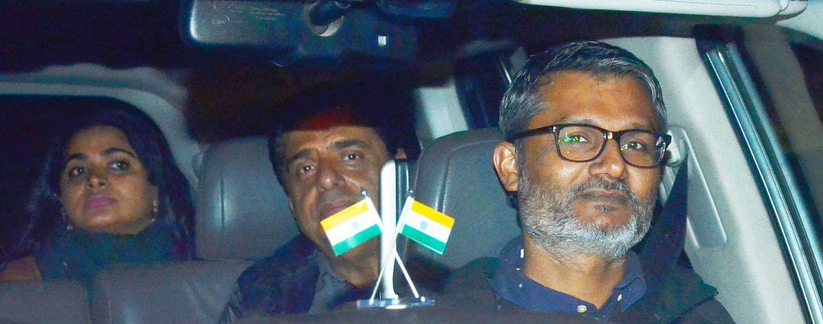 Director - Nitesh Tiwari - along with Ronnie Screwvala.(Photo: Yogen Shah)