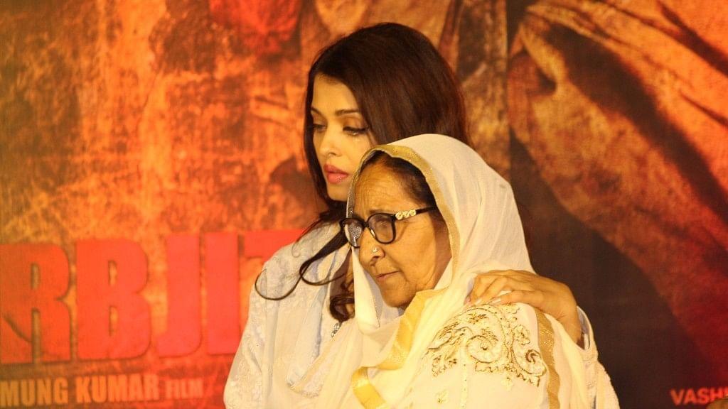Sarbjit Singh's Sister Dalbir Kaur Joins BJP in Punjab