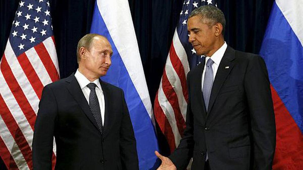 Vladimir Putin Denies Expulsion of 35 US Diplomats From Russia