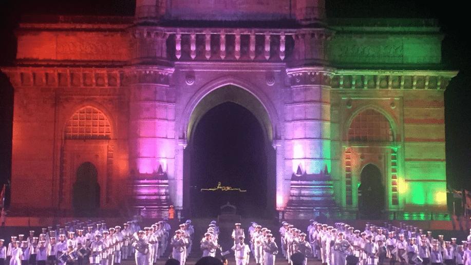 Navy Day celebrations.
