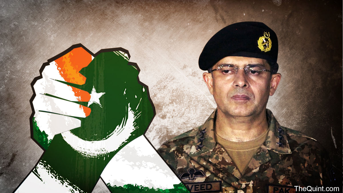 Despite reshuffle in Pakistan army's top brass, its stance on India won't change. (Photo: Rhythum Seth/<b> The Quint</b>)