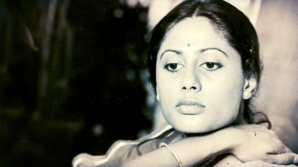 The story of when life left Smita Patil.