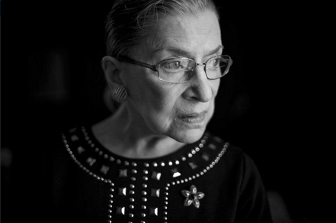 U.S. Supreme Court Justice Ruth Bader Ginsburg dies at 87.