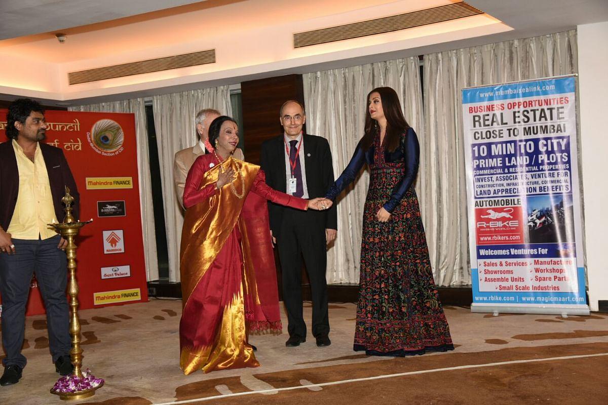 Lata Surendra praises Aishwarya Rai Bachchan for the woman she has grown up to become. (Photo: yogen Shah)