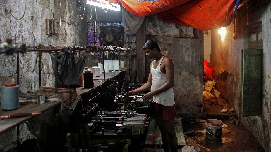 The power loom industry employs more than 20 percent of Malegaon's 3,86,000 adult population. (Photo: Reuters)