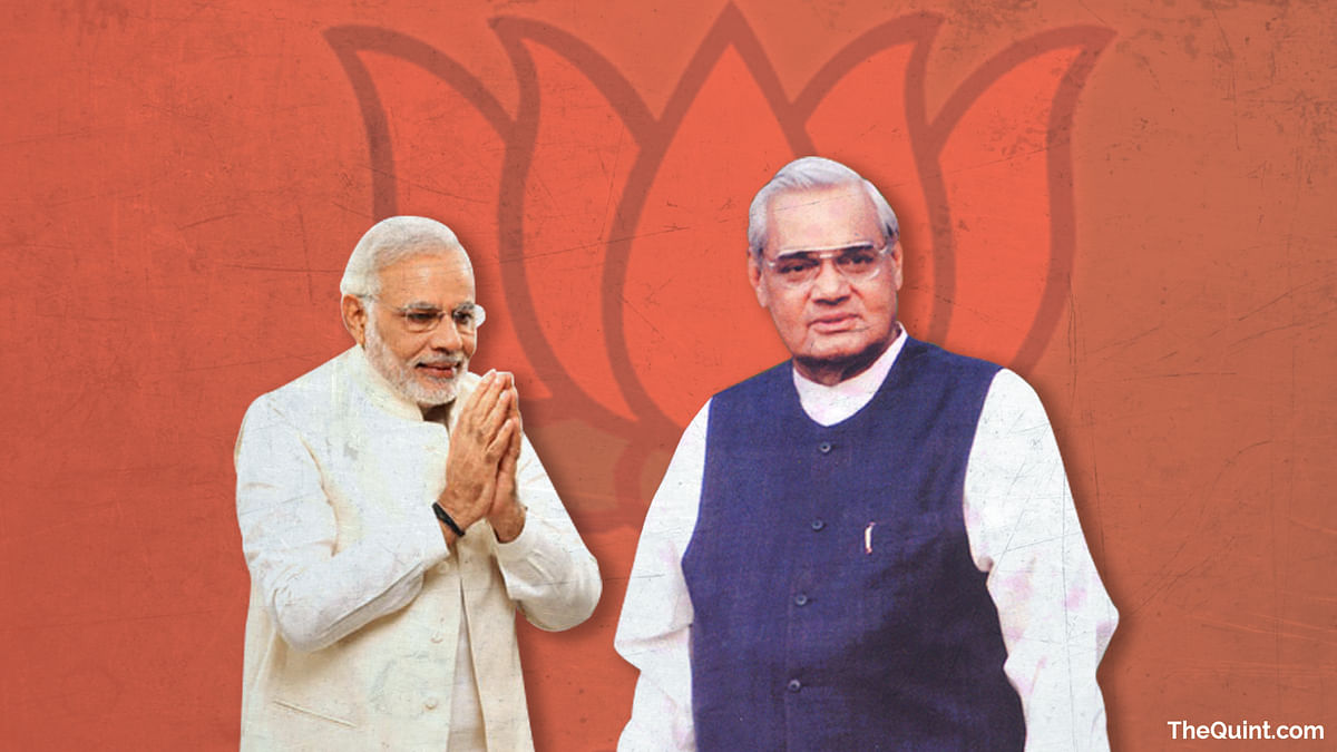 Why Atal Bihari Vajpayee Could Never Have Gone for Demonetisation